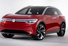 VW I.D. Roomzz Electric SUV Concept Revealed