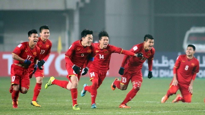 A Wonderful Year Of Vietnamese Football: Because We Never Satisfy