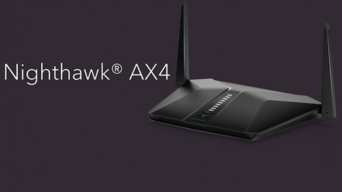 Wi-Fi 6 Router at Affordable Cost Thanks to Nighthawk AX4