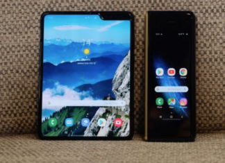 What's hidden inside the Samsung Galaxy Fold?