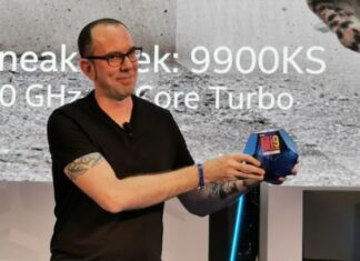 Intel Reveals the Core i9-9900KS processor: runs 5 GHz on all eight cores