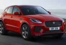 2019 Jaguar E-Pace Chequered Flag Edition Revealed