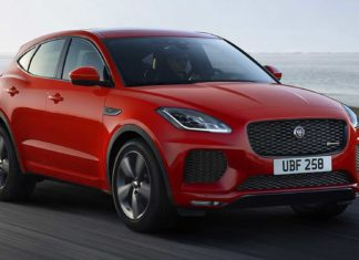 2019 Jaguar E-Pace Chequered Flag Edition Revealed