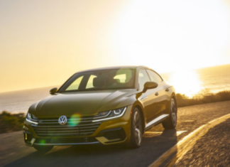 2019 Volkswagen Arteon, the worthy successor to Passat CC