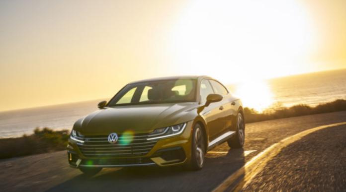 2019 Volkswagen Arteon, the worthy successor to Passat CC