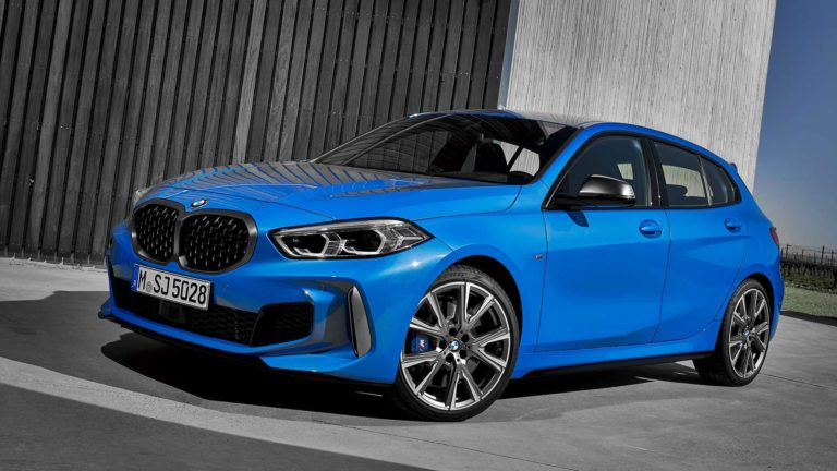2020 BMW 1 Series 3rd generation Officially Reveled