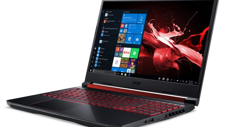 Acer Nitro 5 and Swift 3 Gaming Laptops with Second-Generation Ryzen Processors Launched