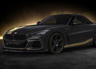 Meet the BMW Z4 by MANHART