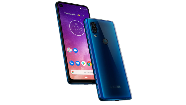 Motorola One Vision with 48MP Camera, Hole-Punch Display Launched
