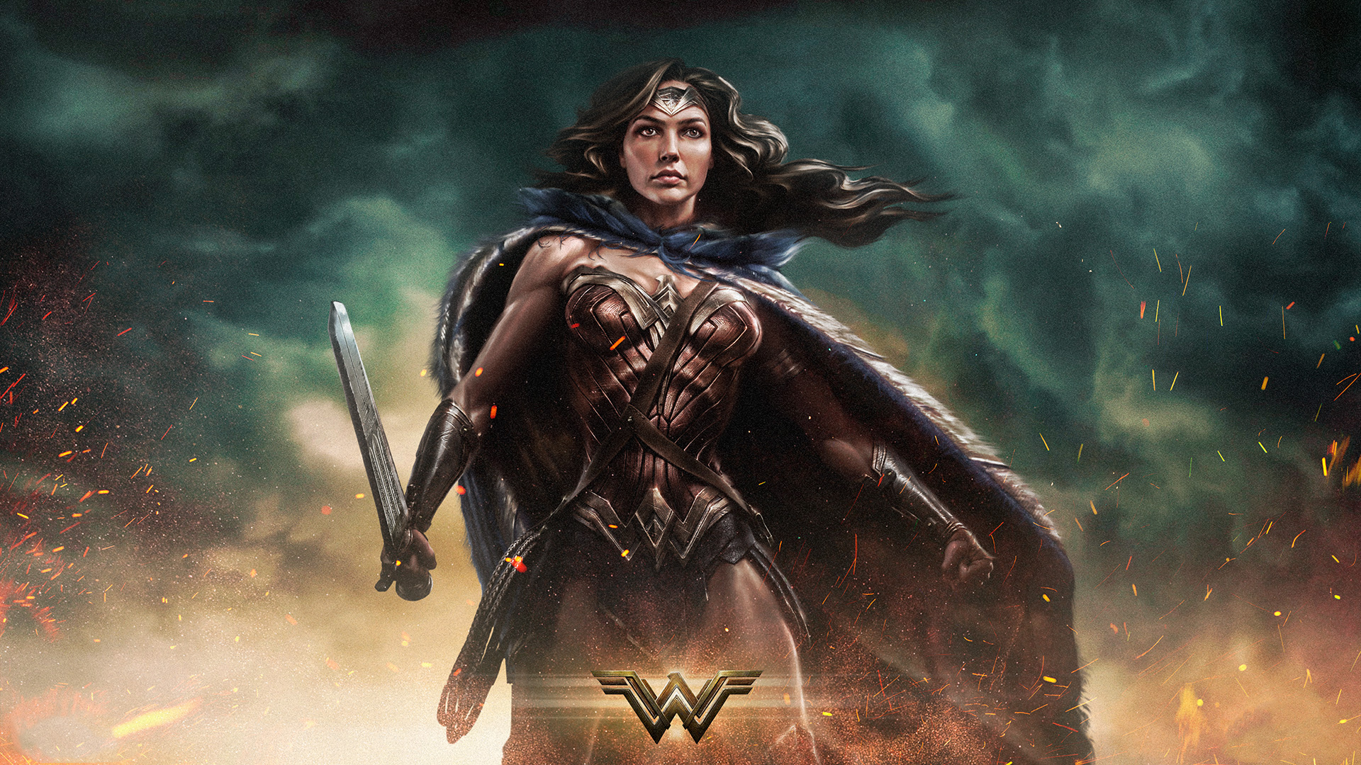 Wonder Woman 1984 HD/4K Wallpapers Free Download (Mobile and PC)
