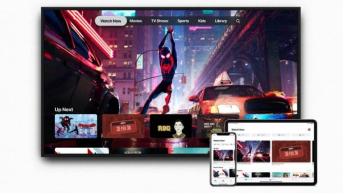 The new Apple TV app comes with iOS, Apple and Samsung TV