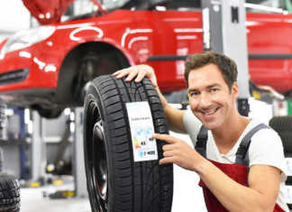 Labels, letters and tire numbers: What do they mean?