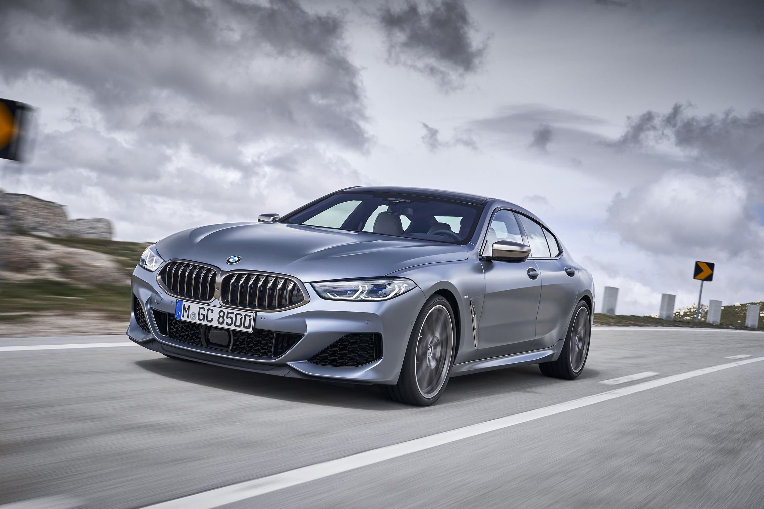 2020 BMW 8 Series Gran Coupe Revealed With 523 HP