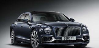 2020 Bentley Flying Spur Revealed