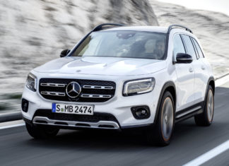 2020 Mercedes-Benz GLB Completely new Revealed