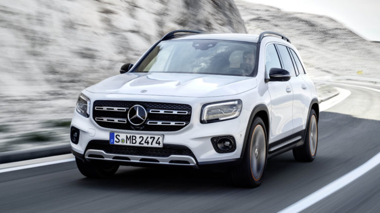 2020 Mercedes-Benz GLB Completely new Revealed