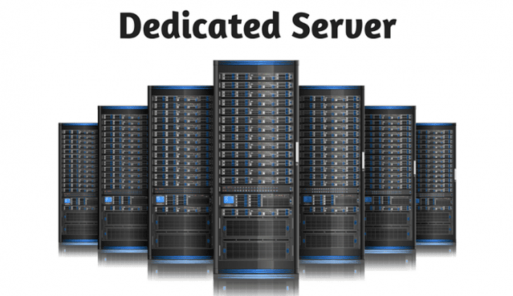 3. Dedicated Server