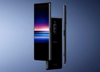Sony Xperia 5G folding is in development, will compete with Samsung Galaxy Fold