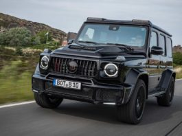 Brabus Black Ops 800 and Brabus Shadow 800 limited Editions Revealed