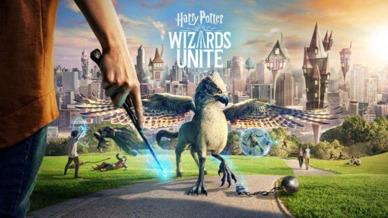 'Harry Potter: Wizards Unite' a video game similar to Pokemon Go (Photo)