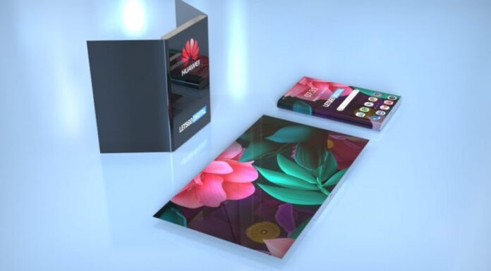 The Released Patent Reveals Huawei's Folding Phone, with a new Approach