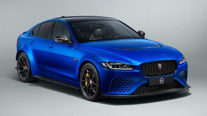 Jaguar XE SV Project 8 Touring Limited Edition Revealed