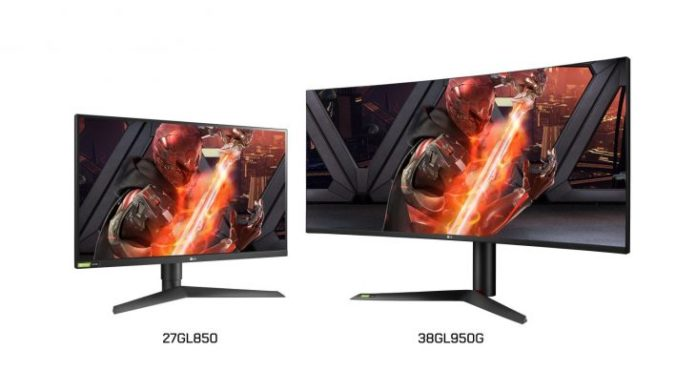 LG UltraGear Monitors Revealed
