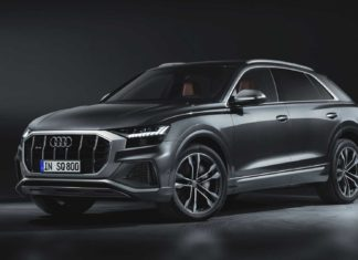 2019 Audi SQ8 Debuts with 429 HP