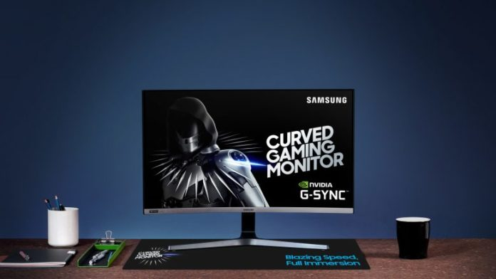 Samsung Launches the 27 inch Curved Monitor for Games