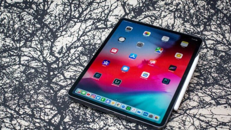 The new iPad tablet will have the iOS system as well as some updates (Photo)