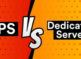 VPS vs. Dedicated Server