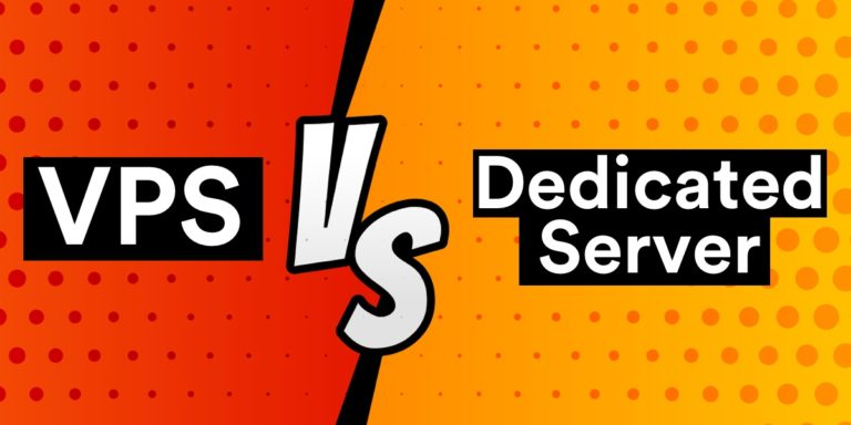 VPS vs. Dedicated Server: When you should upgrade the hosting package?