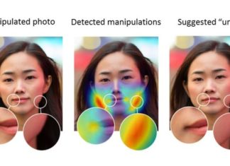 Adobe has trained an IA system that identifies photo manipulation with Photoshop