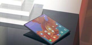 Huawei Postpones the Debut of The Mate X Foldable Phone