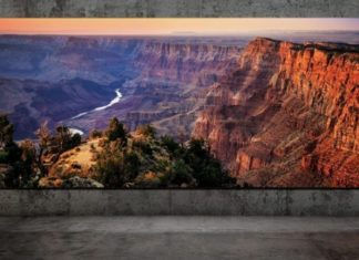 Samsung will bring the new generation of The Wall TV, with 292 inches and 8K resolution