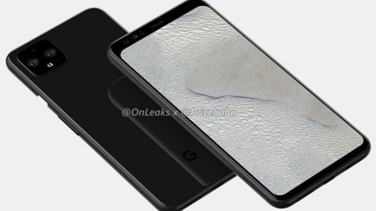 New conceptual designs of Google Pixel 4 XL show how the phone may looks like (VIDEO)