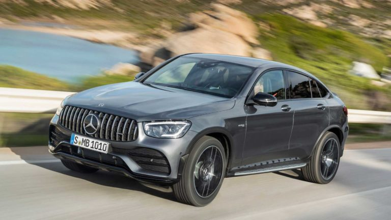 2020 Mercedes-AMG GLC 43 Debuts more Powerful than Ever