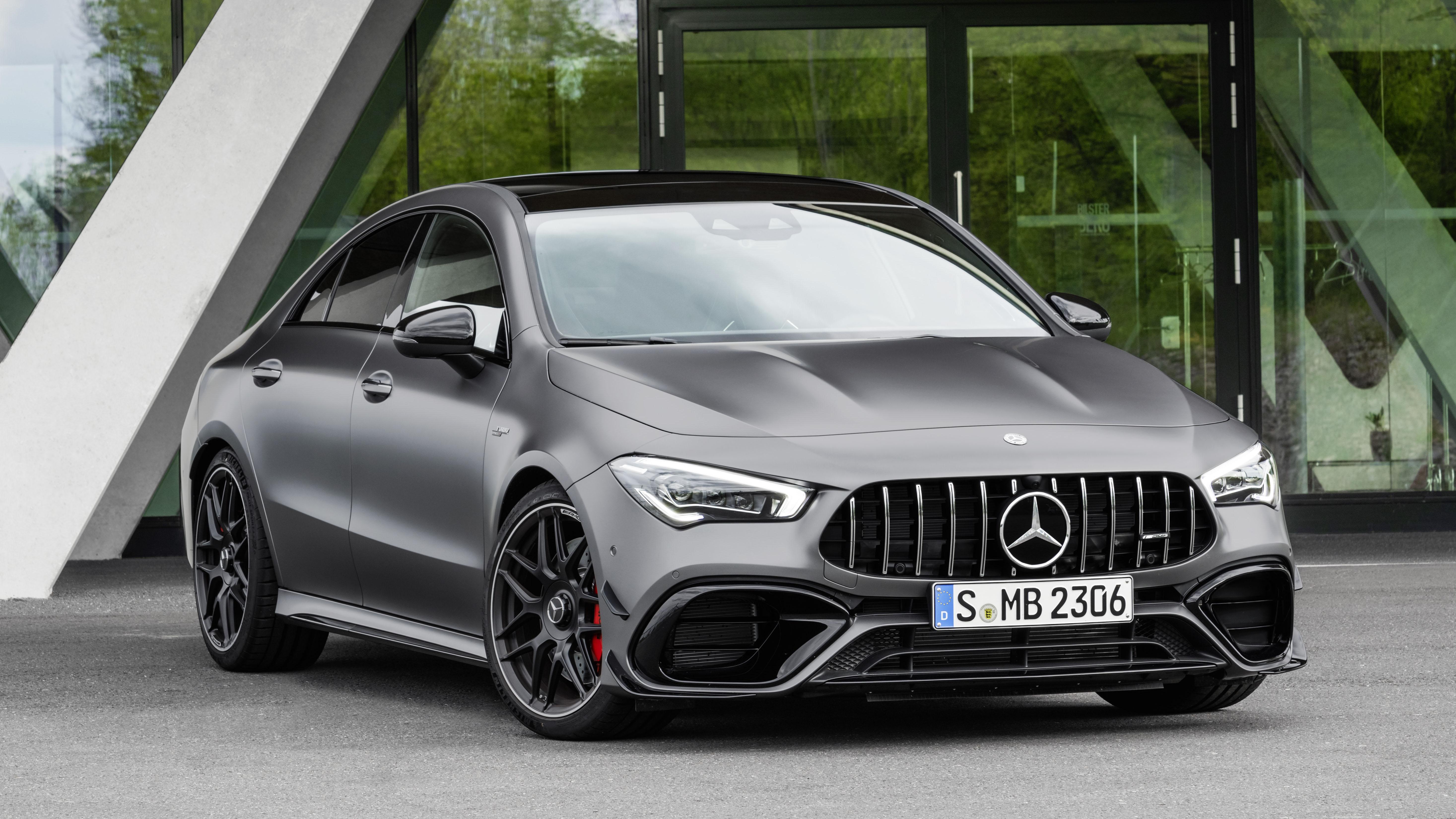 2020 Mercedes-AMG CLA 45 Officially Revealed • neoAdviser