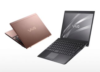 VAIO SX12 - The Laptop with the most ports?