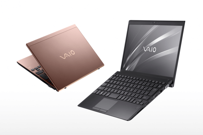 VAIO SX12 – The Laptop with the most ports?