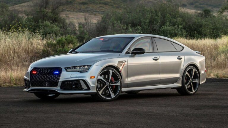 This Audi RS7 may be the most fastest armored car ever
