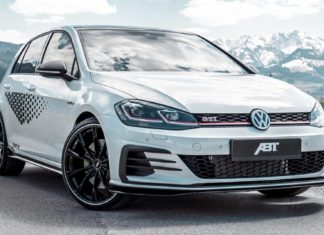 VW Golf GTI TCR By ABT