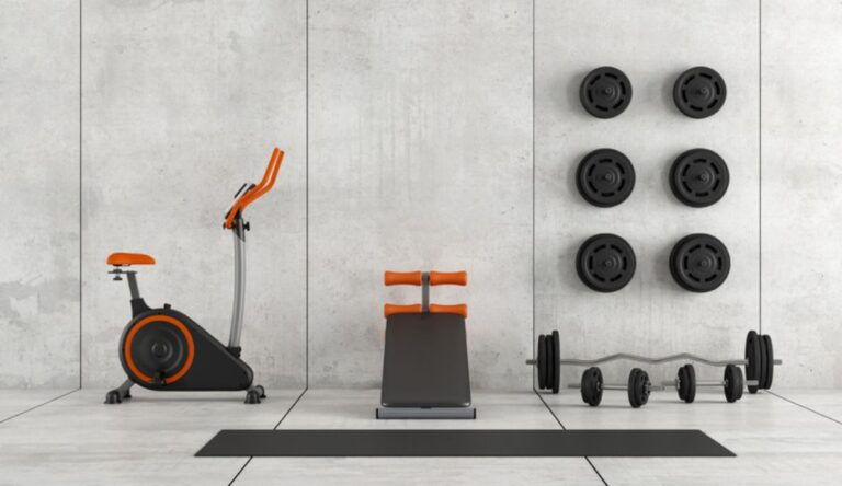 Want a Home Gym? How to Make One More Affordable