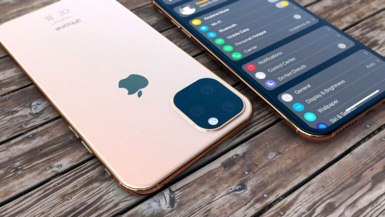 The first full-screen iPhone models are expected in 2021