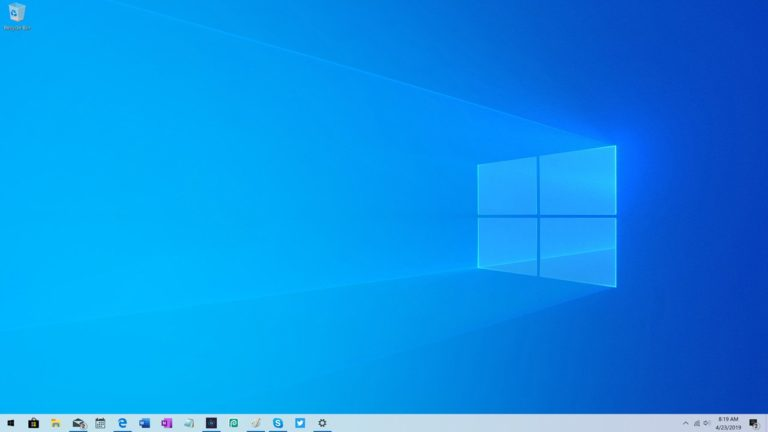 The big upcoming update on Windows 10 will be in reality very small
