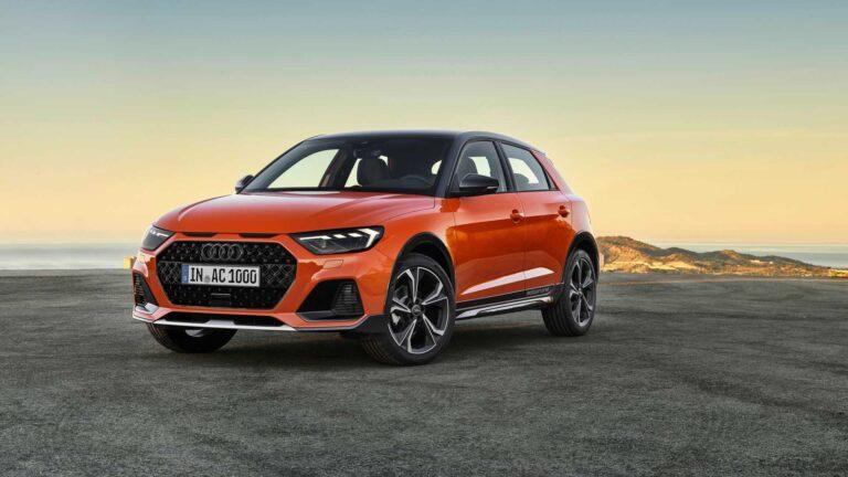 2020 Audi A1 Citycarver Revealed