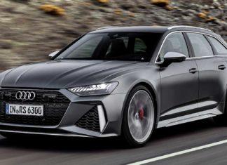 2020 Audi RS6 Aavant