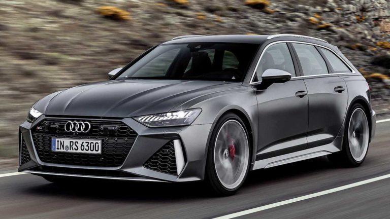 2020 Audi RS6 Avant Revealed