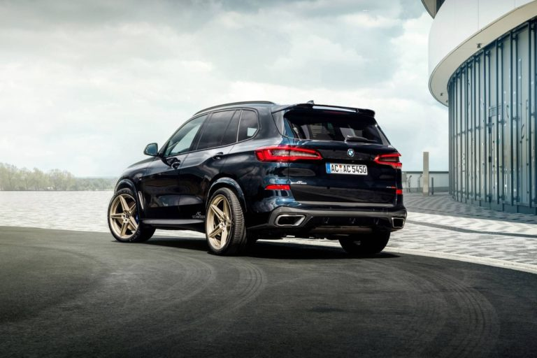 2020 BMW X5 gets more power by AC Schnitzer