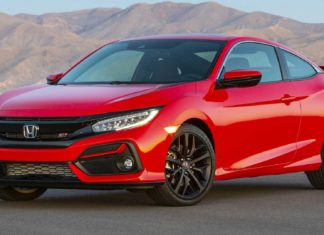 2020 Honda Civic SI Coupe and Sedan